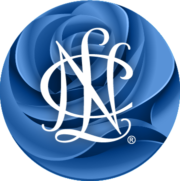 NCL Gardenia Blue Rose Award