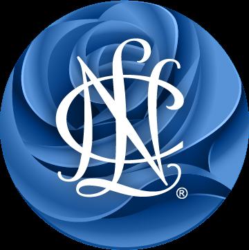 NCL Blue Rose badge
